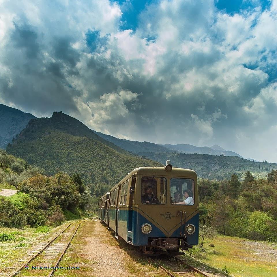 Η Πελοπόννησος ζητά να λειτουργήσει το τρένο