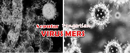 Seputar Pengertian Virus MERS