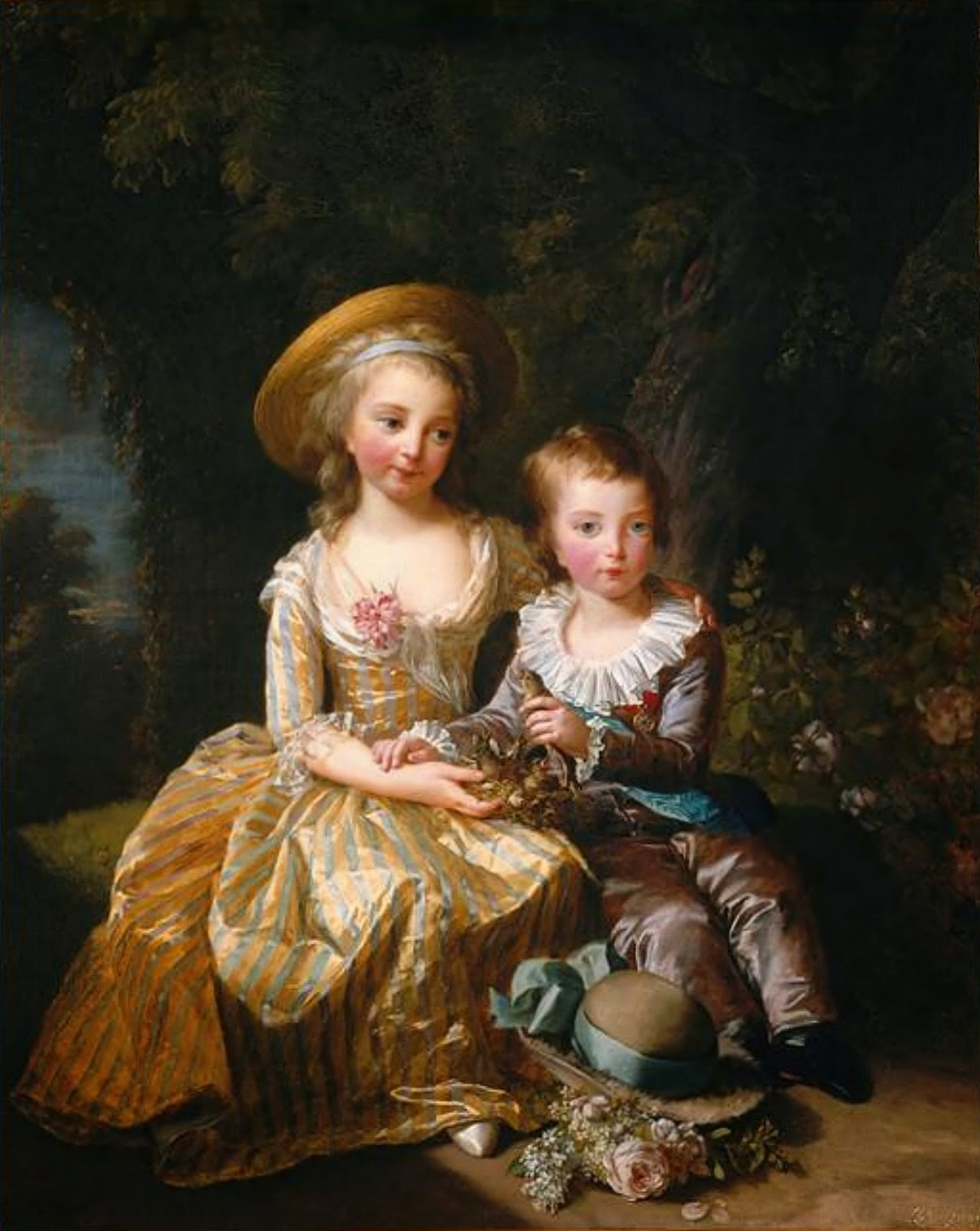 Los Hijos de Maria Antonieta.