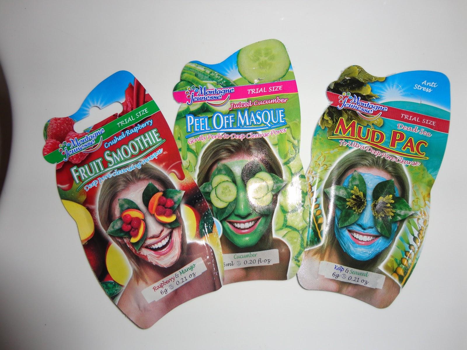 maschere viso acqua e sapone