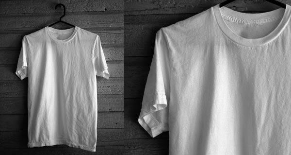 Template Mock Up T-Shirt Gratis! | Warung Desainer