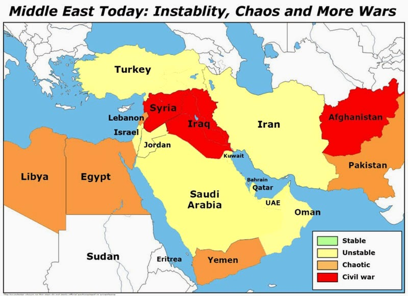 Why Hasnt Democracy Worked in the Middle East Euphrates Institute