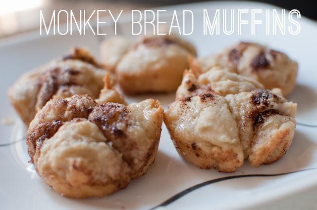 VeganFling: Monkey Bread Muffins