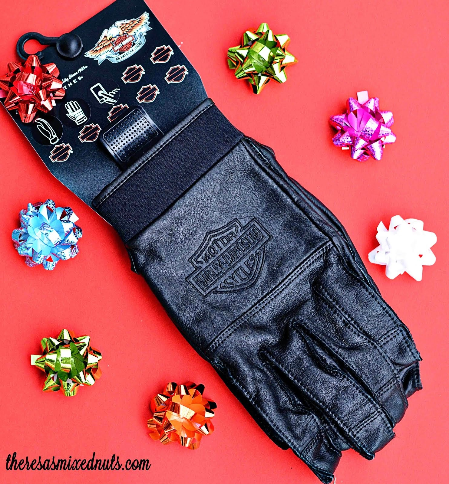 Enter To Win Harley-Davidson Men's Gloves