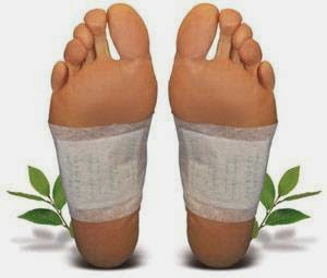 BORONG FOOT DETOX PATCH