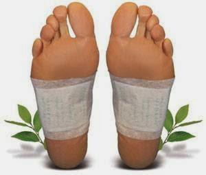 BORONG FOOT DETOX PATCH