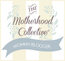 Motherhood Collective Blogger Badge