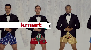 Controversy Erupts Over Kmart's Joe Boxer Christmas Commercial