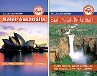 Ausztráliáról írt útikalauzaim