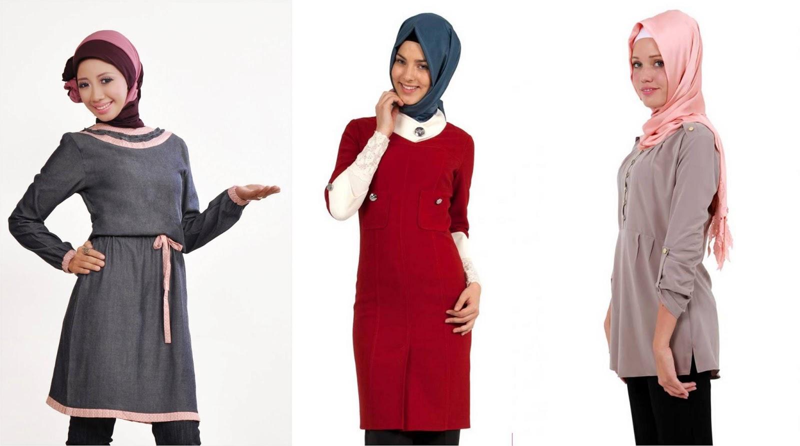 ... muslimah dan beberapa gambar-model busana kerja muslimah , semoga