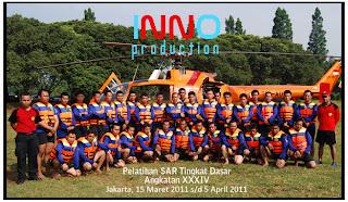 Fotografi dan Video Dokumentasi Pelatihan Dasar SAR 2011