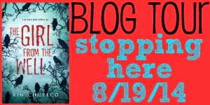 The Girl From The Well Blog Tour