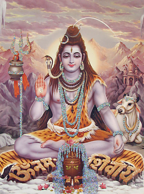 the cultural heritage of india shiva the hindu god of destruction