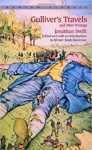 humanity in gulliver s travels Gulliver's travels is a  science, progress, government, family and our basic ideas of humanity gulliver's travels is full of humor and swift's exploration.