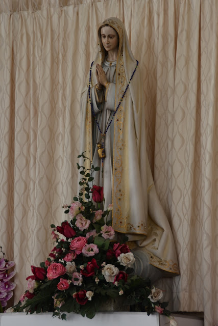 St. Johns cathedral KL Our Lady