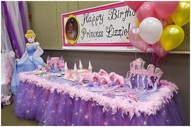 prince princess theme birthday