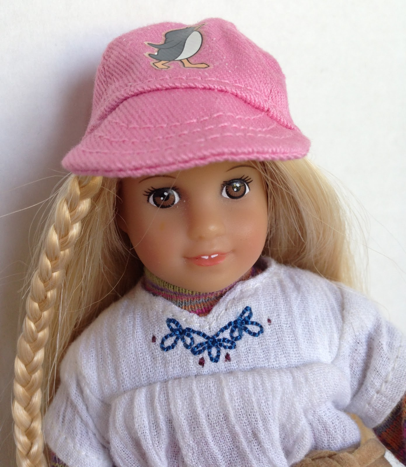 American girl of the year 2002 the tea party the mini