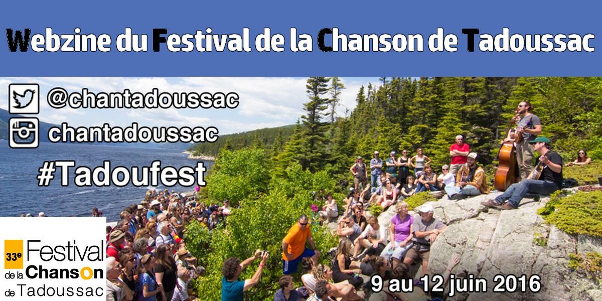 Chansons à Tadoussac -
