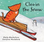 Cleo in the Snow l Barefoot Books-LadyD