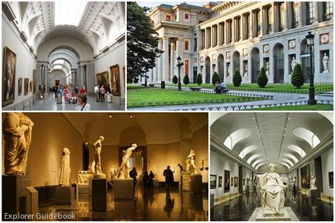 tempat wisata di Madrd Museo del prado museum