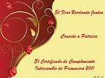Certificado Cumplimiento Intercambio