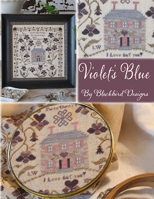 Happy New Year Blackbird Designs One Stitch At A Time