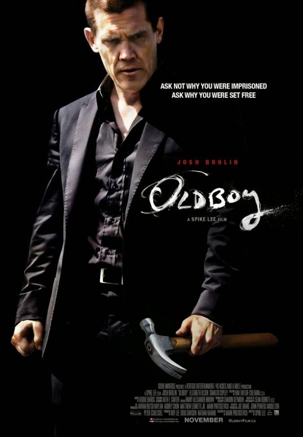 descargar Oldboy: Días de venganza – DVDRIP LATINO