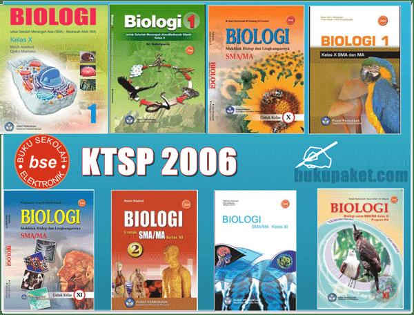 Kumpulan Buku Biologi Ktsp 2006 Sma Ma Lengkap
