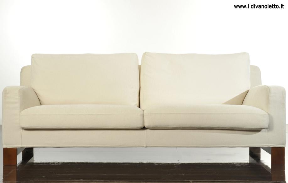 Il divanoletto su misura mod atlantic for Divano atlantic