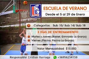 Escuela de Basquetbol Deportivo Liceo de Curico