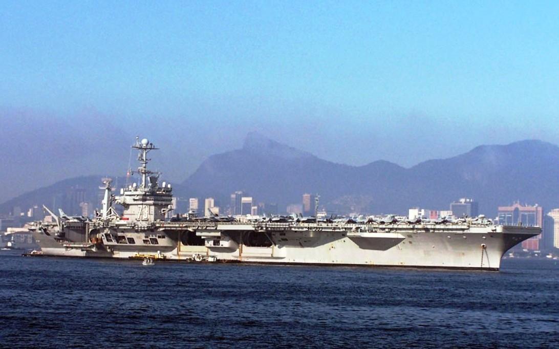 USS George Washington (CVN 73) Wallpaper 4
