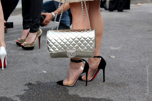 metallic chanel