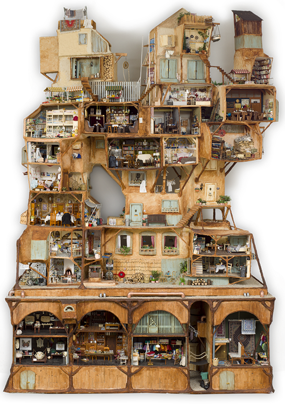 Brona S Books Mouse Mansion By Karina Schaapman