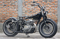 MODIFIKASI KAWASAKI BINTER MERZY-MODIFIKASI-chopper harley