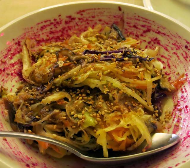 El Huerto de Lucas, Okonomiyaki