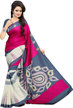 Bollywood Art Silk Saree