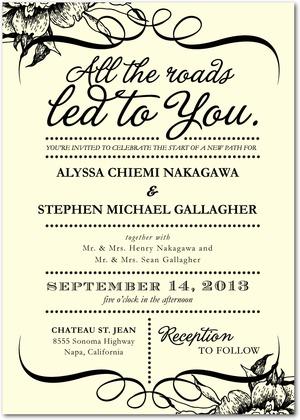 Classic wedding invitations for you wording for wedding wording for wedding invitations deceased father stopboris Image collections