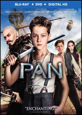 Peter Pan - BDRip AVI Dual Áudio – RMVB Dublado