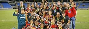 SUB-17: Botafogo 1(3) x 3 (4) Vitória: Veja os gols