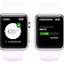 Oxxio stemt app af op Apple Watch