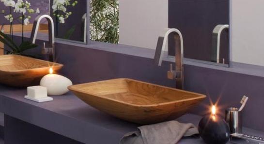 es suficiente para que el lavabo tome todo el protagonismo de tu bau00f1o ...
