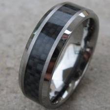 Tungsten Wedding Rings