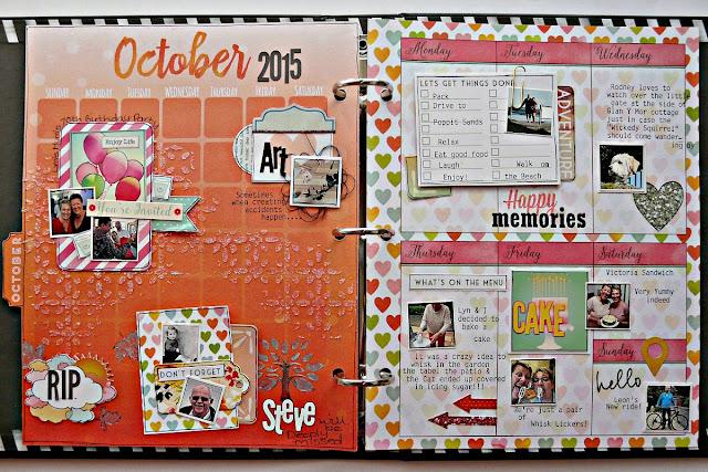 Tracee Provis Misc Me Bo Bunny Calendar Girl 06
