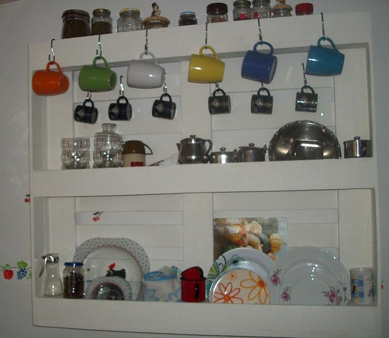 decoracao cozinha nichos : decoracao cozinha nichos:Nichos e Prateleiras úteis e decoradas na cozinha.:Decoração Top