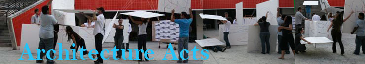 Architecture acts