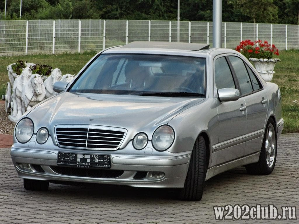 Mercedes benz w210 brabus e58 benztuning for Mercedes benz 210
