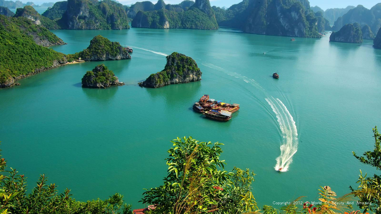 Top 4 Southeast Asia Travel Destinations