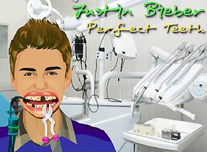 Justin Bieber Dientes Perfectos