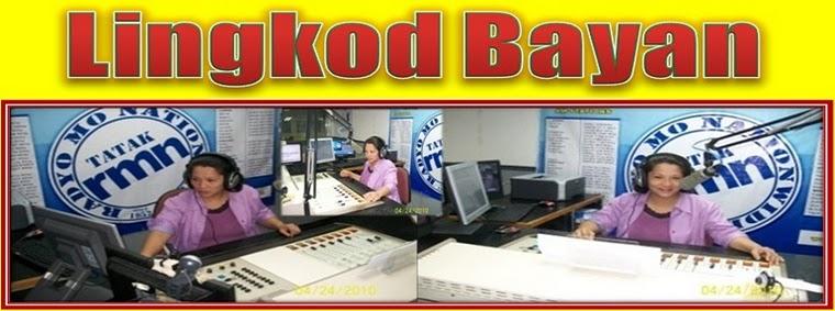 Lingkod Bayan sa DWAD Logo