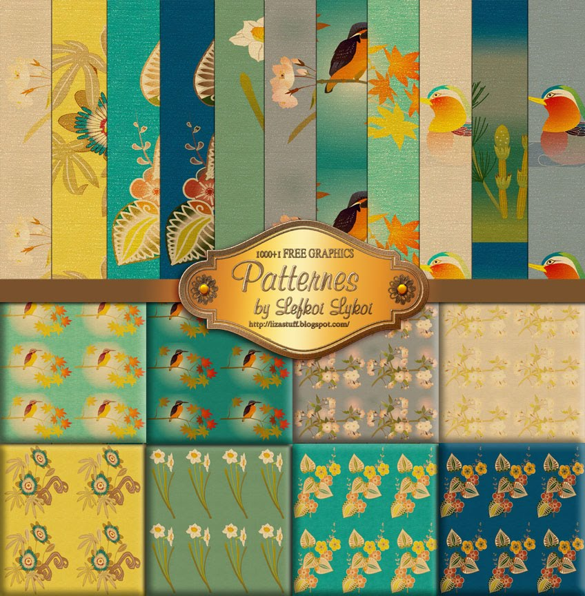 8 Tileable Fabric Texture Patterns | WebTreats ETC